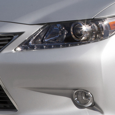 New Lexus ES350 Getting New York Motor Show Debut