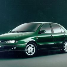 Fiat Marea 2.0 Turbo 20v