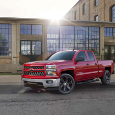 Chevrolet Silverado 1500 Crew Cab Rally Edition
