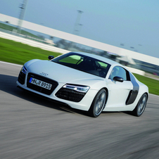 Of course, truly sporty cars like the R8 will still be around