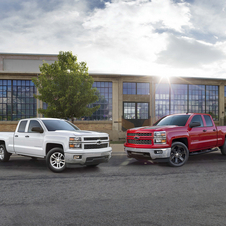 Chevrolet Silverado 1500 Rally Edition