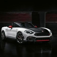Abarth 124 Spider reaches the European market in September with 172hp