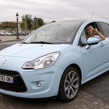 Citroën C3 1.4HDi 70 hp Airdream Exclusive