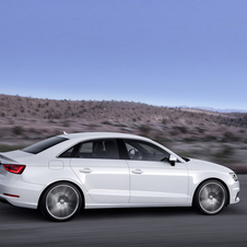 The A3 Sedan will launch later this year