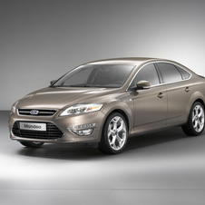 Ford Mondeo 2.2 Duratorq TDCi
