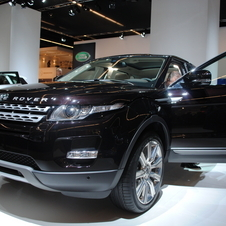 Land Rover Evoque SD4 2.2 Pure 4WD