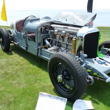 Bentley 4½ Litre 'Blower' Gurney Nutting Boat Tail Speeds