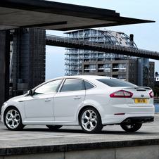 Ford Mondeo 2.0 Flexfuel Trend