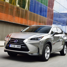 Lexus NX 300h Executive+ AWD