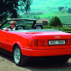 Audi Cabriolet 2.3 Automatic