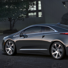 It is the first Cadillac coupe in over a decade