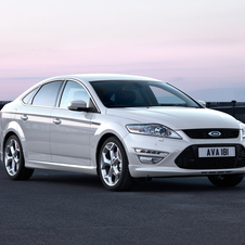 Ford Mondeo 2.0 TDCi Ambiente