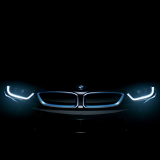 The i8 is BMW's latest sports car