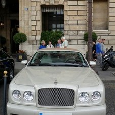 Bentley Azure