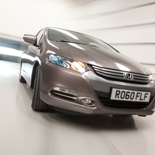 Honda Insight Hatchback 1.3 SE 5dr