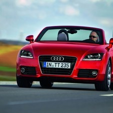Audi TT Roadster 2.0 TDI quattro Black Edition