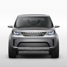 Land Rover will then launch a new off-road seven-seats model