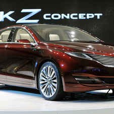 Lincoln MKZ Concept Looks at Lincolns Future