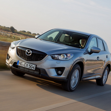 Mazda CX-5 2.0 SKYACTIV AWD AT