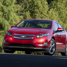 The Volt is selling nearly 4 times better this year than last year