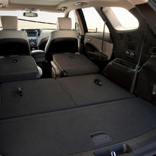 The seven-passenger has a larger cargo area.