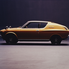 Nissan Cherry Coupe 1200 X-1·L