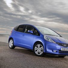 Honda Jazz Hatchback 1.2 S 5dr
