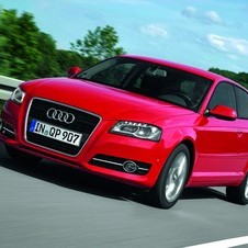 Audi A3 2.0 TFSI Ambiente S tronic
