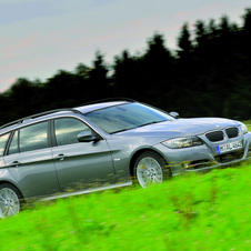 BMW 325i Touring Edition Exclusive