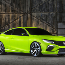 For the new generation of the Civic, Honda is preparing a sportier model with more fun driving