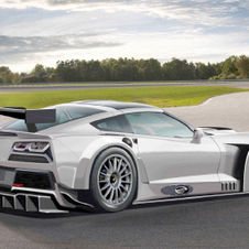 GT3 cars have to be based on production models, so the car will be quite similar to the production car