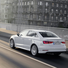 Audi will launch the A3 sedan in September