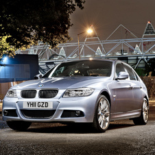 BMW 116d Performance Edition