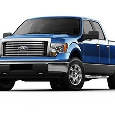 Ford F-Series F-150 145-in. WB XL Styleside SuperCrew 4x2