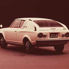 Nissan Cherry Coupe X-1·R