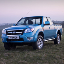 Ford Ranger 2.5 TDCi 4x4 XL Super Cab