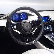 It shows its next connected infotainment system