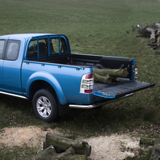 Ford Ranger 2.5 TDCi 4x4 XL Double Cab