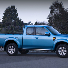 Ford Ranger 2.5 TDCi 4x4 Thunder DoubleCab
