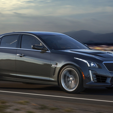 The official debut of the new CTS-V is scheduled for the Detroit Auto Show, NAIAS in early January
