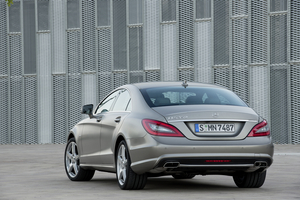 Mercedes-Benz CLS 350 BE Auto
