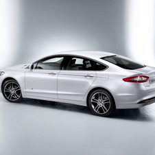 Next Generation Ford Mondeo Will Get 1.0-Liter Ecobost
