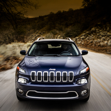 Jeep is promising fuel economy increases of 45% over the Liberty