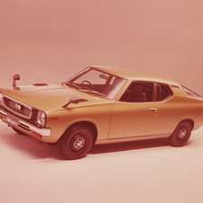 Nissan Cherry FII 1200 GL Coupe