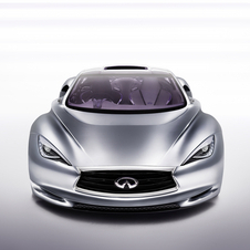 Infiniti Emerg-E Emerges as 300kW Range-Extended Hybrid Sports Car