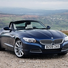 BMW Z4 Roadster 2.5 sDrive23i