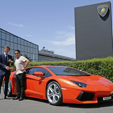 The 1000th car was Argos Orange and sold to a buyer in Germany