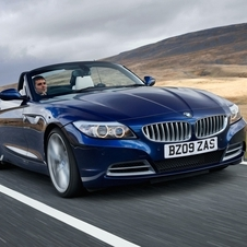 BMW Z4 Roadster 3.0 sDrive30i