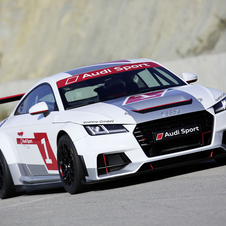 New Audi Sport TT Cup is based on the third generation TT