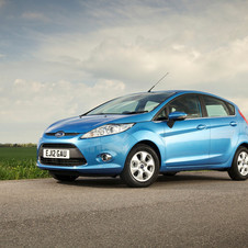 The Fiesta is the latest in the Ford range to get the system that is already on the Focus and C-Max